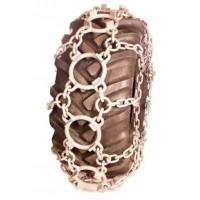 """Цепи противоскольжения TRYGG Ring Chain-close fixed-multi ring 19(16) мм 30,5-32"""" (комплект на ось)"""