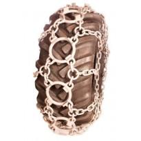 """Цепи противоскольжения TRYGG Ring Chain-close fixed-multi ring 22(19) мм 30,5-32"""" (комплект на ось)"""